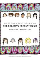 Meet the Creatives of The Creative Retreat Book