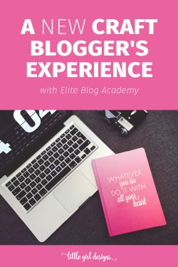 Wow! This blogger started out with no social media following and has been able to make a business out of her blog. Her blogging story shows me that this is doable! She shares how Elite Blog Academy helped her and also has a follow up post with a ton of questions answered. I need this in my life!