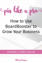 Pin Like a Pro — BoardBooster Tutorial