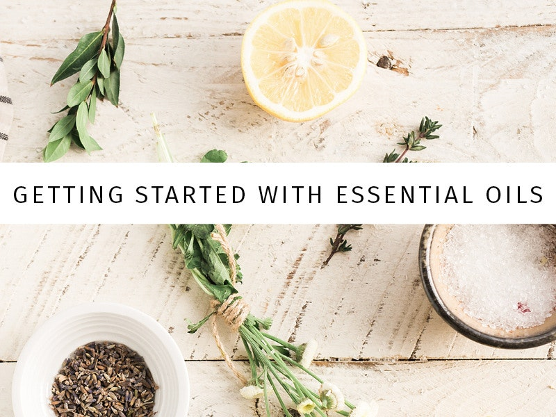 Getting Started with Essential Oils Webinar