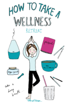 How to Make Your Own Wellness Retreat
