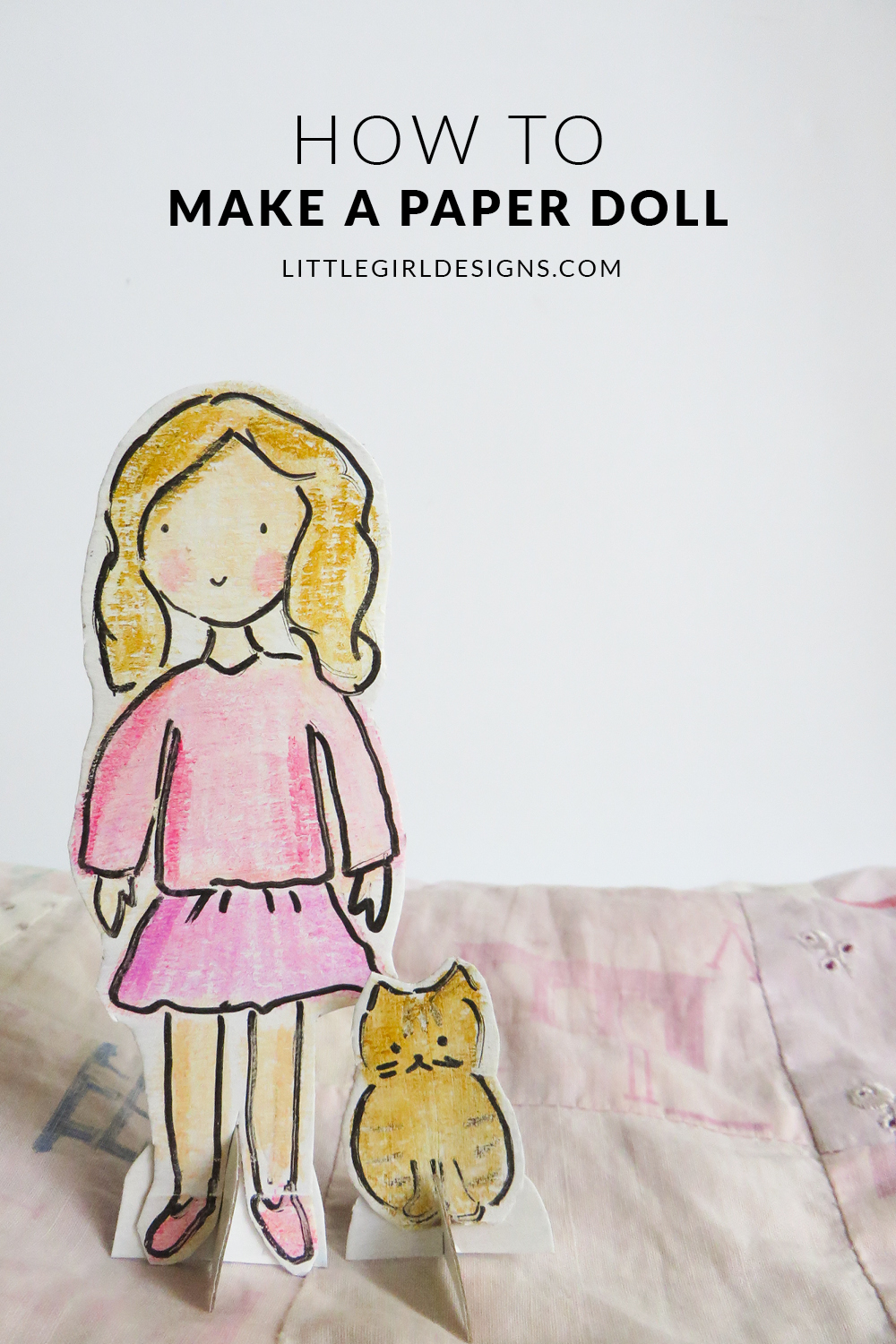 3 Easy Diy Storage Ideas For Small Kitchen: How To Make A Paper Doll
