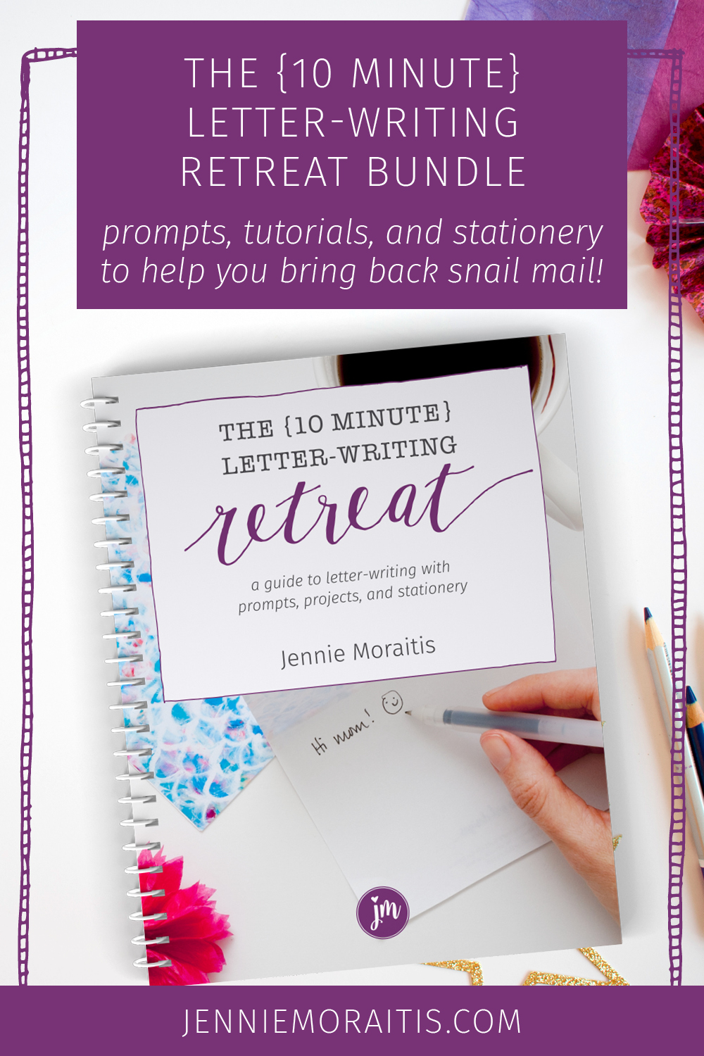The  Minute LetterWriting Retreat
